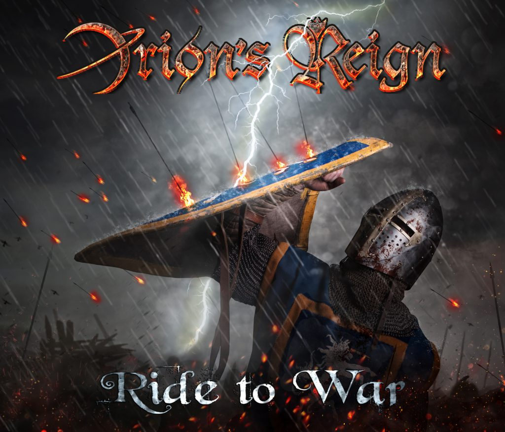 Ride to War Single Cover