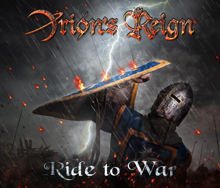 RIDE TO WAR COVER